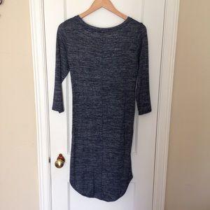 GAP Dresses - Gap (maternity) S Heathered blue/green dress